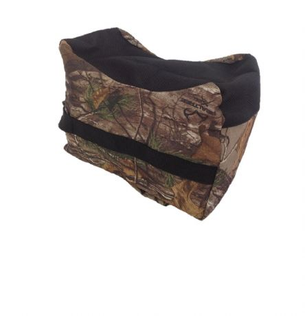 Realtree Rifle/Air Gun Front And Rear Rest Bench Bag Hunting Shooting Gun Rest